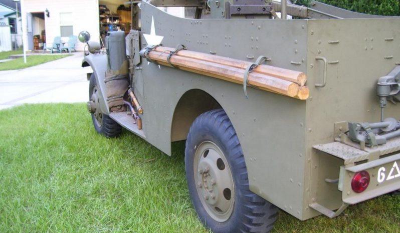WWII M3-A1 Scout Car full