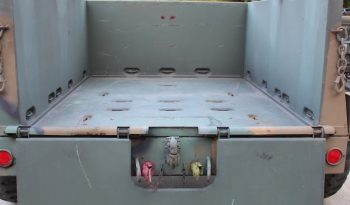 1 1/2 Ton M-332 Army Munitions Trailer full