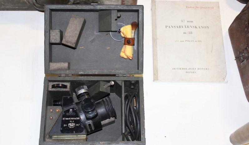 37MM PVKAN Anti Tank Gun M-38 full