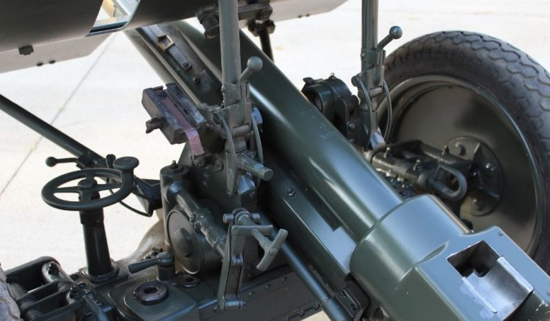 37MM PVKAN Anti Tank Gun M-38 full