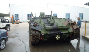 Rocket Tank Destroyer Jaguar 1 full