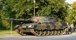 Leopard 1A5 Tank
