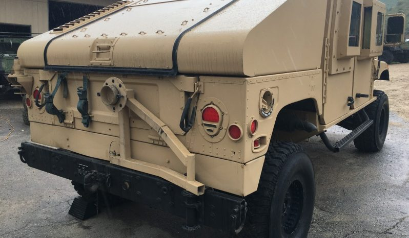 BAE Systems ISV Smart MRAP HMMWV full