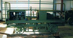 WWII 8-Man Railway Car