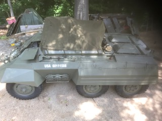 M20 Armored Car full