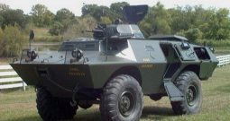 Cadillac-Gage Commando V-100