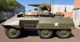 1943 M20 Armored Car