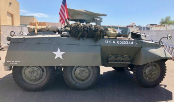 1943 M20 Armored Car full