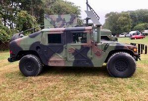 1985 M1025 HMMWV full